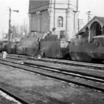 Beute Panzerzug Simferopol Krim 1941