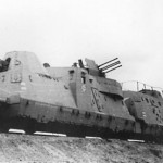 German armoured train panzerzug typ BP42 1943
