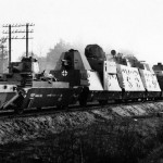 Panzerzug 61 BP42 German armored train