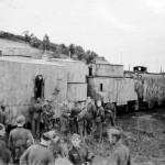 Panzerzug german armored train number 21 camo 2