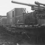 armored train in Russia