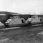 schwere Spahzug 1945