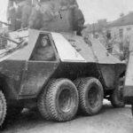 Panzerspähwagen Steyr ADGZ