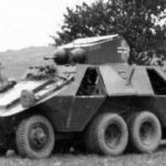 Steyr ADGZ in german service