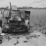 Destroyed kfz 13 4