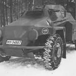 SdKfz 221 leichter panzerspahwagen 4×4