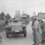 SdKfz 221 waffen ss