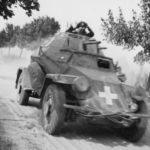 SdKfz 222 Poland 1939