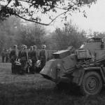 SdKfz 222 armored car