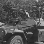 SdKfz 223 leichter panzerspahwagen funk