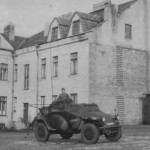 SdKfz 260 in Poland 24 Panzer Division
