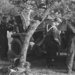 SdKfz 260 radio car