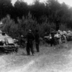 german armoured cars SdKfz 222 17.Panzer division Eastern front