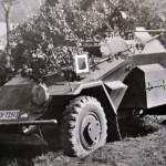 SdKfz 223 – Leichter Panzerspähwagen (Fu)