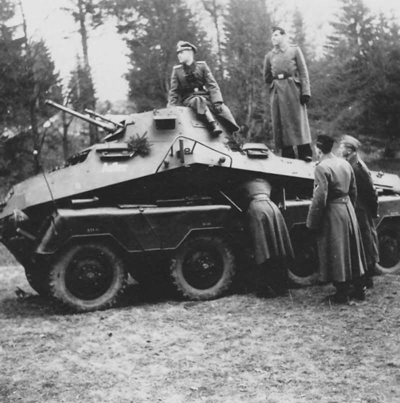 Sdkfz 231 Adler