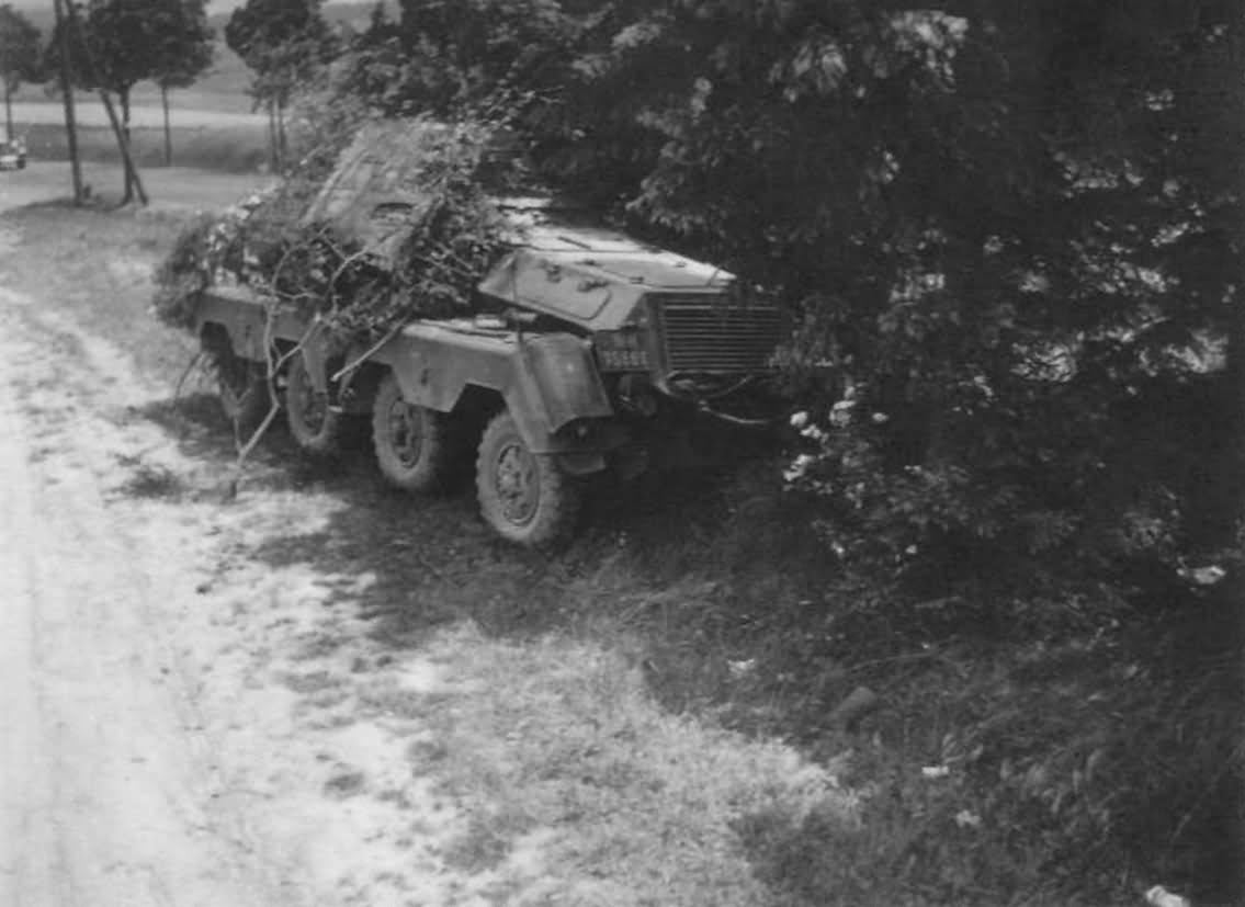 Sdkfz 231 Schwerer Panzerspahwagen