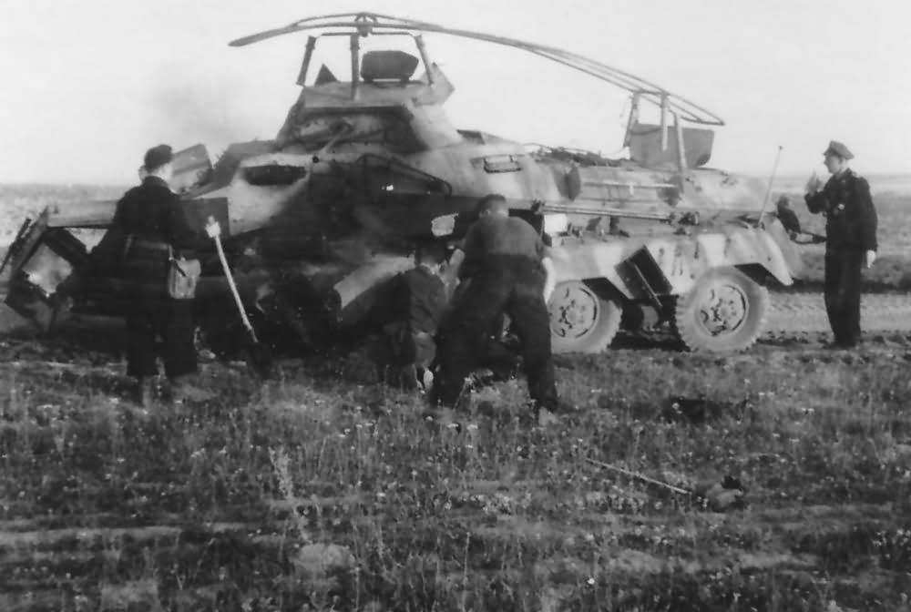 Sdkfz 232 Funkspahwagen