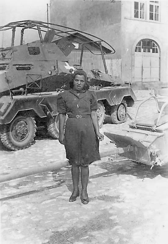 Sdkfz 232 Poland 1939