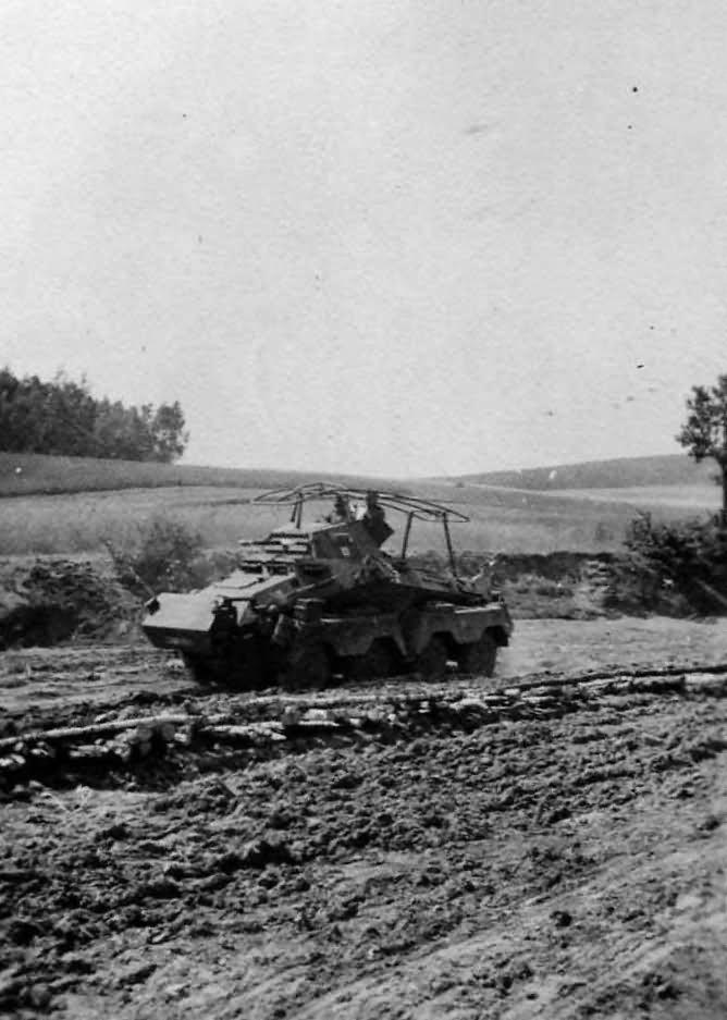Sdkfz 232 Russia