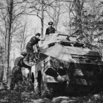Heavy armoured reconnaissance vehicle Sdkfz 231 8-Rad