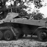 schwerer Panzerspahwagen (Fu) SdKfz 232 6-Rad