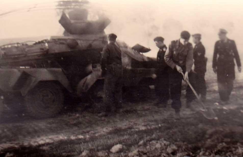 armored car sdkfz 231