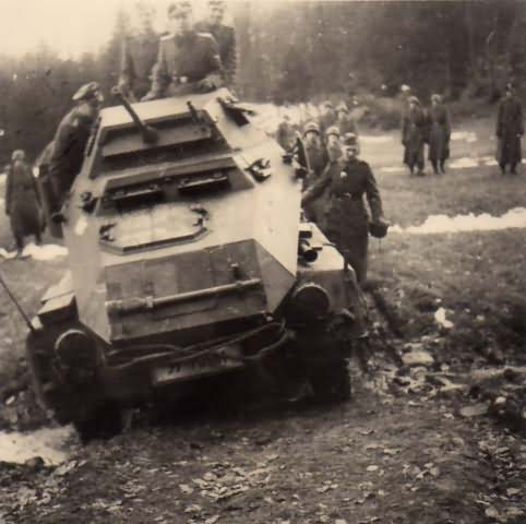 german armoured car sdkfz 231