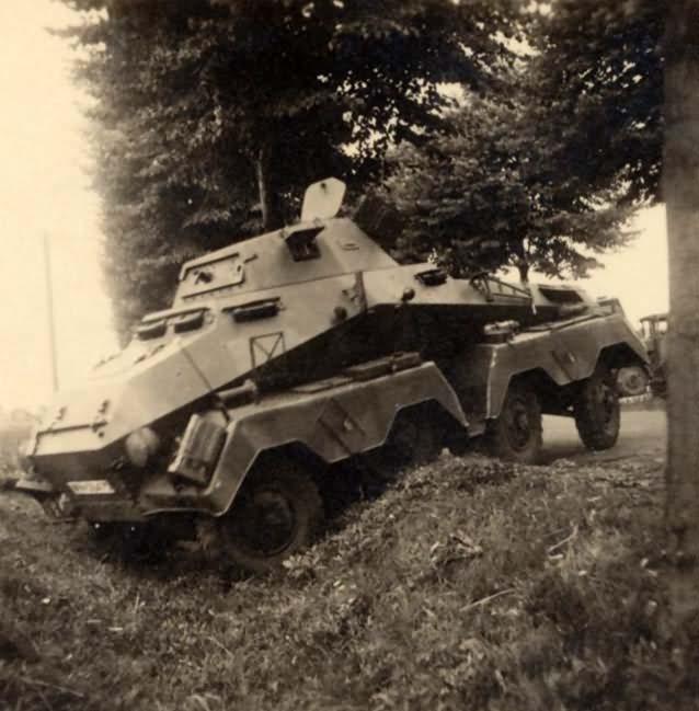 schwerer panzerspahwagen sdkfz 231