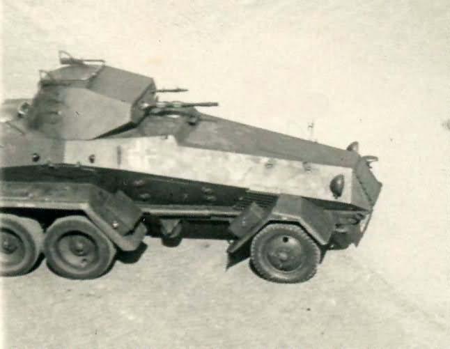 sdkfz 231 6rad