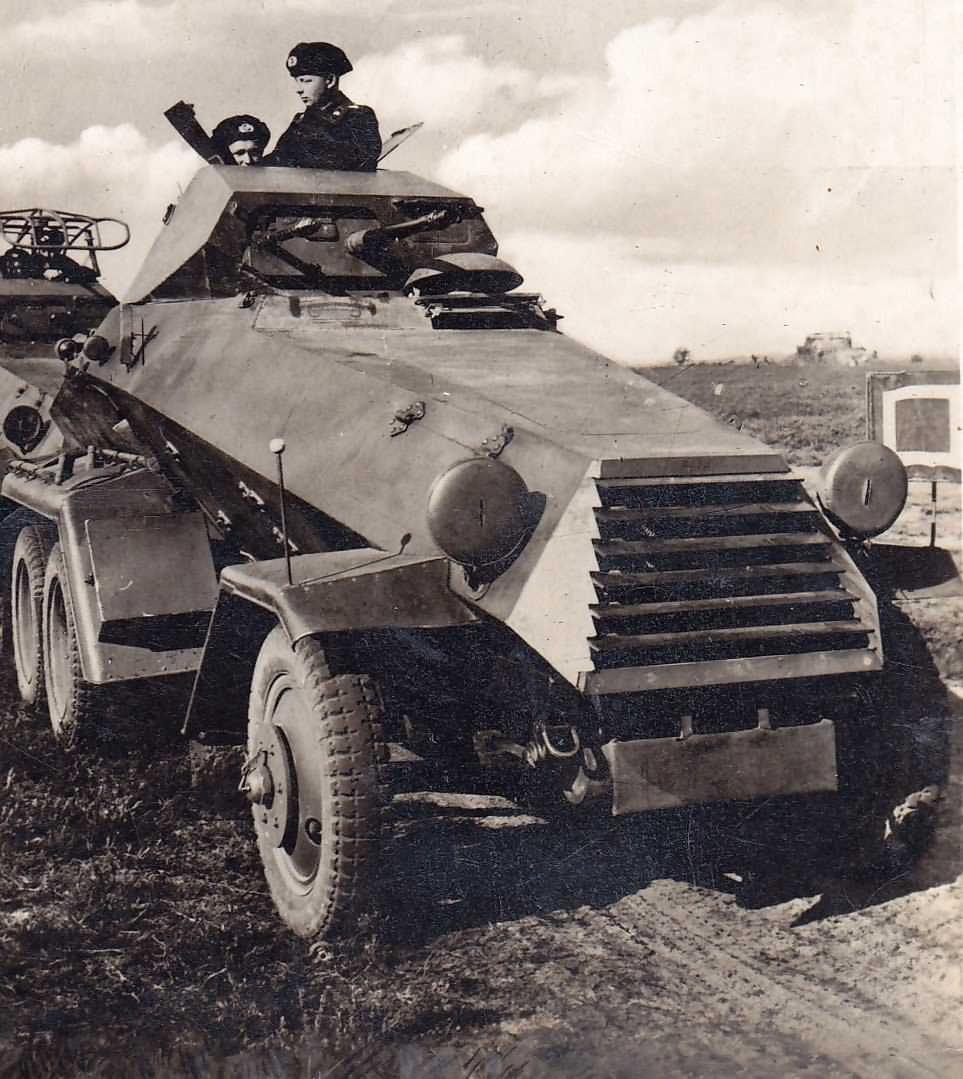 sdkfz 231 6rad afv