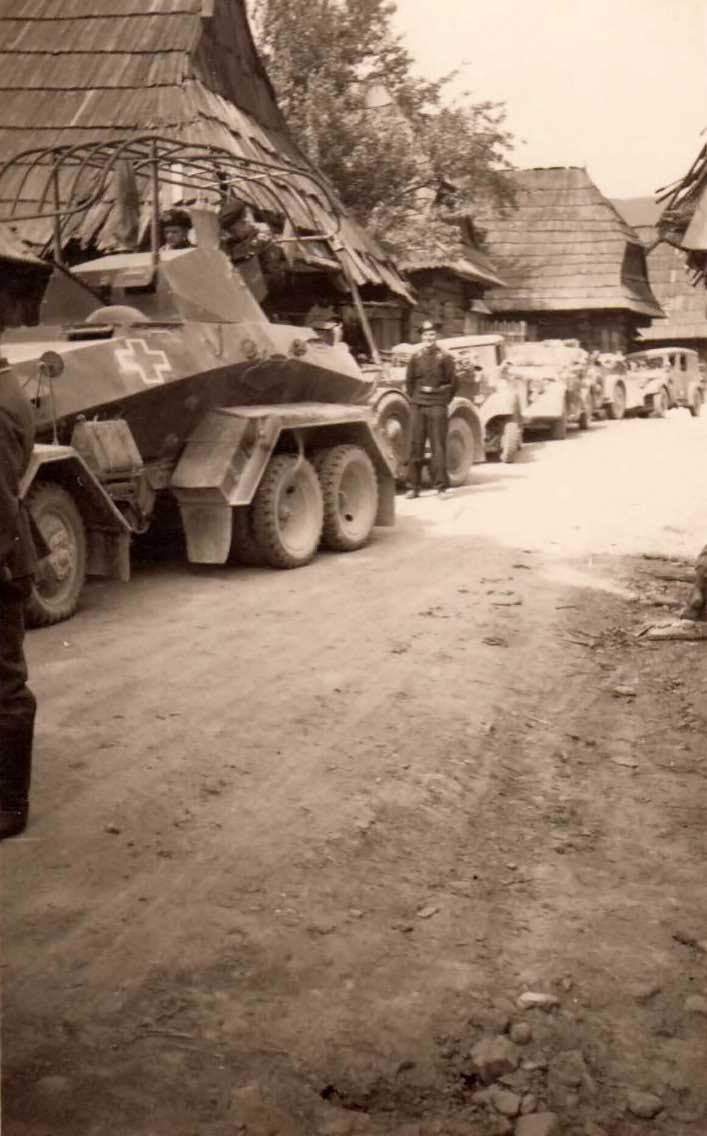 sdkfz 231 Poland