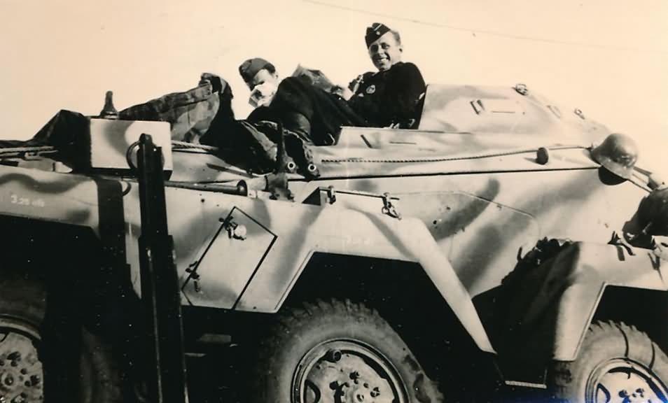 sdkfz 231 panzerspahwagen