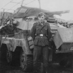 German heavy radio car Sd.Kfz. 263