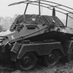 Panzerfunkwagen SdKfz 263 1940 France