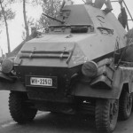 SdKfz 263 front view 1940