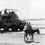 SdKfz 263 of the Deutsches Afrikakorps