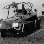 SdKfz 263 rear view