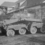 Sd Kfz 263 Funkspahwagen