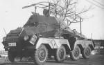 Sdkfz 263 8 rad Panzerspahwagen Funk Sudeten 1938