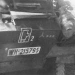 sd kfz 263 7 panzer division