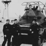 sd kfz 263 Panzerfunkwagen 8 rad