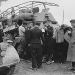 sdkfz 263 8 Rad Schwerer Panzerfunkwagen