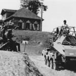 sdkfz 263 Panzerfunkwagen 8 rad