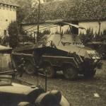 sdkfz 263 armored car radio