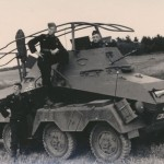 sdkfz 263 armored fighting vehicle