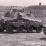 sdkfz 263 armored radio car