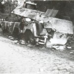 sdkfz 263 destroyed