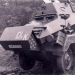 Sd.Kfz 263 from Panzer Group Kleist