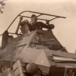 sdkfz 263 funkwagen 7 panzer division