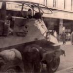sdkfz 263 funkwagen in France